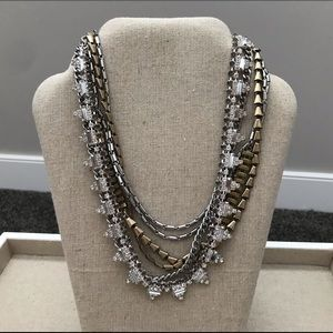 "Stella & Dot ""Sutton Mixed Metal"" Necklace"